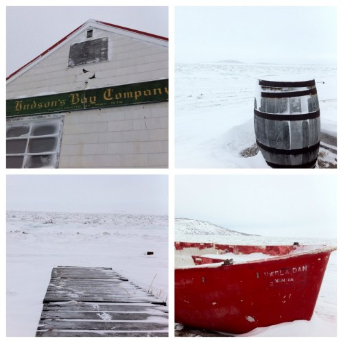 Pic: Collage from Apex, Nunavut